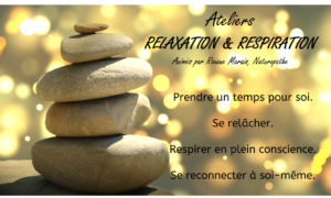 Ateliers de relaxation & respiration